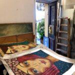 Atelier Artist Yuri Kutyur Studio
